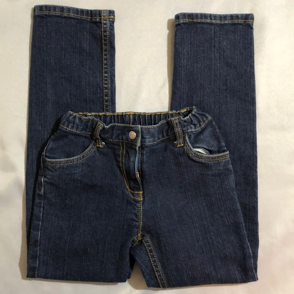 Hanna Andersson Other - Hanna Andersson Girls Straight Leg Jeans